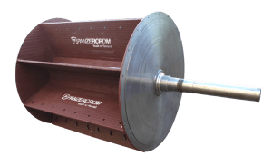 Cellular Wheel Wear Plate Panzercrom